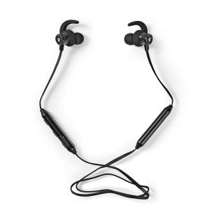 Cuffie auricolari  sportivi bluetooth Nedis in ear con cavo flessibile anticaduta