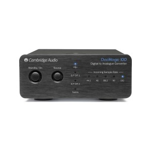 DAC Magic 100 convertitore digitale analogico Cambridge Audio