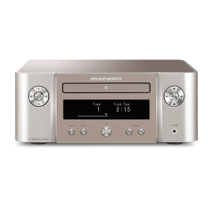 Marantz Melody X M-CR612 colore silver gold sistema all in one senza rinunce