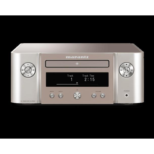Marantz Melody X M-CR612 colore silver gold sistema all in one senza rinunce