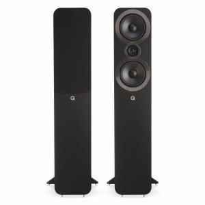 Diffusore da pavimento Q Acoustics 3050i colore nero carbon