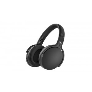 Cuffia stereo Bluetooth Over ear Sennheiser HD350BT colore nero