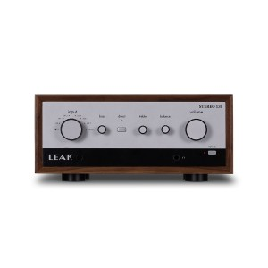 Amplificatore integrato LEAK Stereo 130 Noce