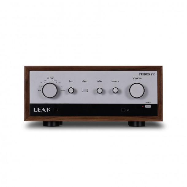 Amplificatore integrato LEAK Stereo 130 Noce