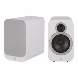 Diffusore da scaffale Q Acoustics 3020i colore bianco artico