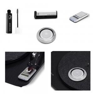Kit accessori Elipson per manutenzione e settaggio di giradischi