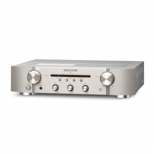 Amplificatore integrato Marantz PM6007 silver gold