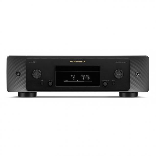 Lettore audio SACD e rete Marantz SACD 30n nero
