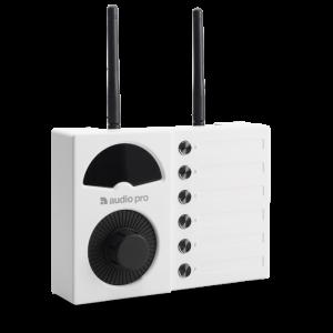 Controllo volume wireless...