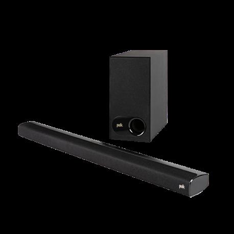 Soundbar Polk Audio Signa S2 Bluetooth® Subwoofer Telecomando