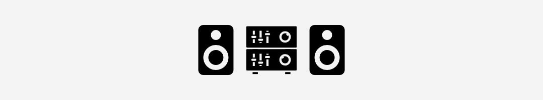 Kit filodiffusione audio negozio