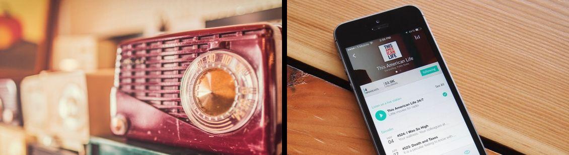 radio vs tunein